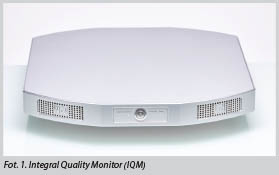 Fot. 1. Integral Quality Monitor (IQM)